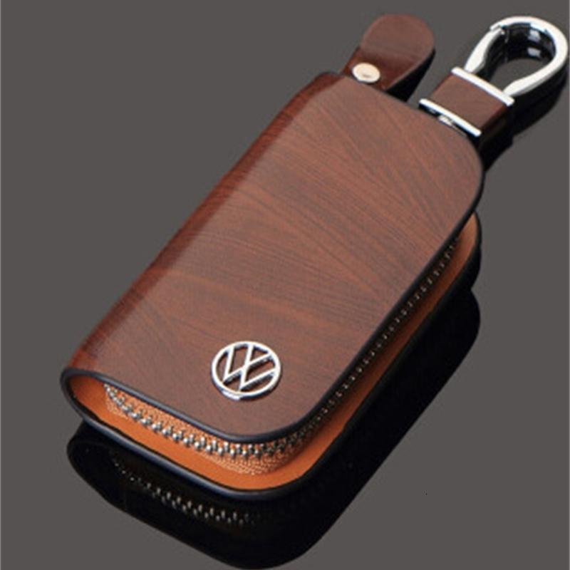 Кошельки, подходящие для Volkswagen Toyota Honda Hyundai Kia Buick Nissan Benz BMW Acura Car Key Case