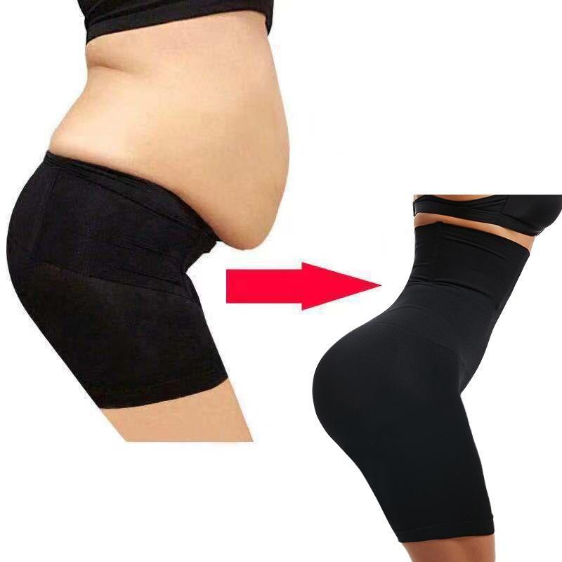 الخصر المدرب بعقب رافع سلس المرأة عالية الخصر التخسيس حزام البطن السيطرة سراويل ملخصات ملابس داخلية داخلية الجسم المشكل مشد لتخفيف الوزن