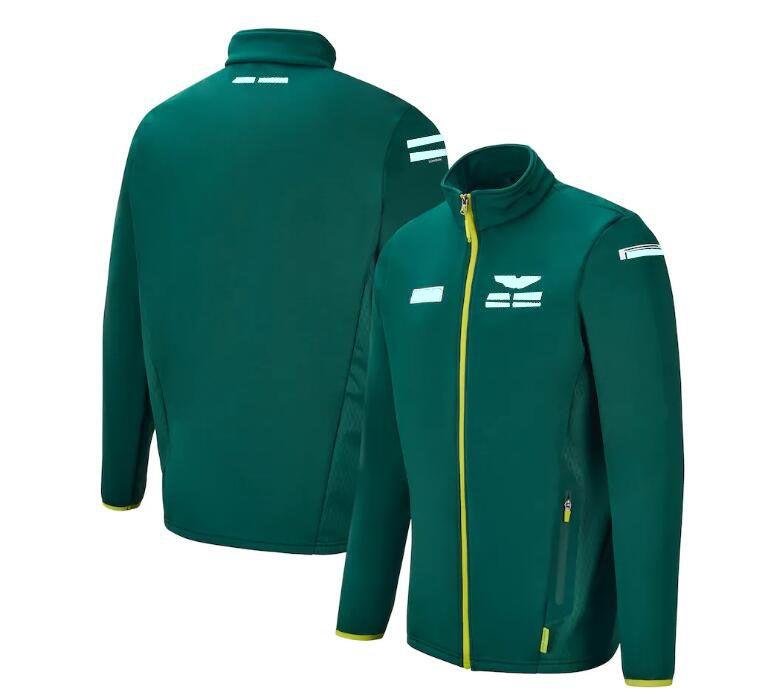F1 Formula One Coading Suit Maglione 2021 Giacca antivento all'aperto moto con la stessa abitudine