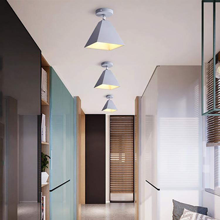 북유럽 아이언 코 티 지 생활 장식 크리스탈 교수형 램프 디자인 Avizeler Lamparas 드 Techo Ventilador 샹들리에