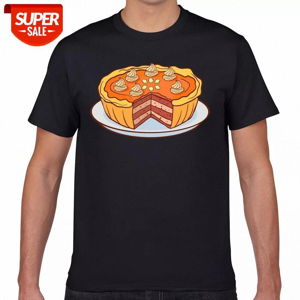 T-shirt homens de padaria de Natal bolos bolos biscuit xmas ajustam inscrições geek feitos sob encomenda masculino tshirt xxxl festa # oz53