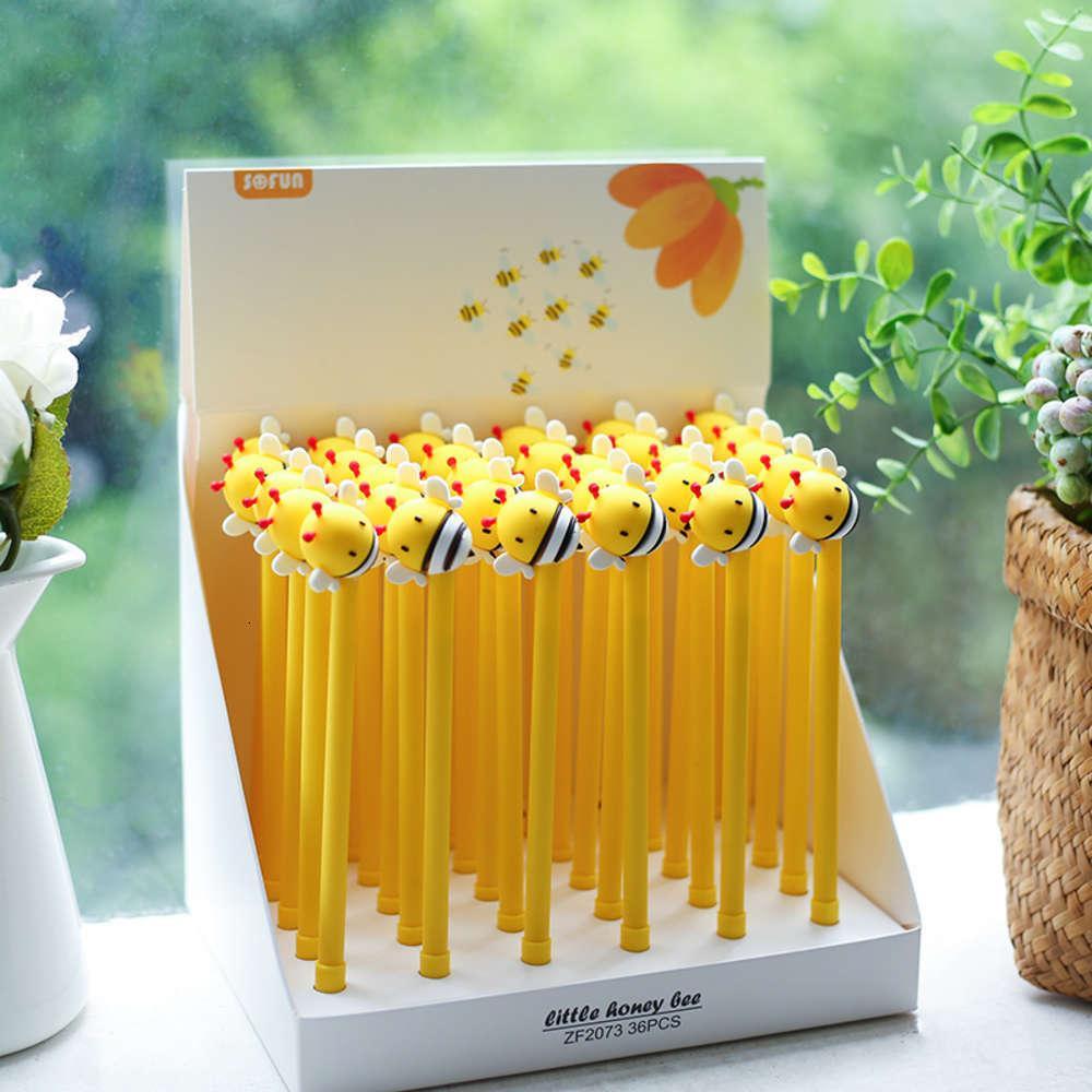ZF2073 ZHONGFAN BEE Modélisation de stylo neutre Papeterie créative