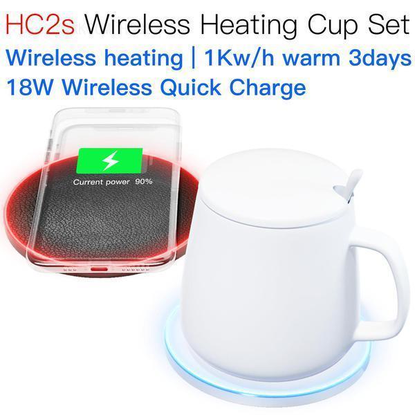 Jakcom HC2S كأس التدفئة اللاسلكية مجموعة منتج جديد من أجهزة الشحن اللاسلكي كما TLPhones Biker Helmet 4 شاحن USB