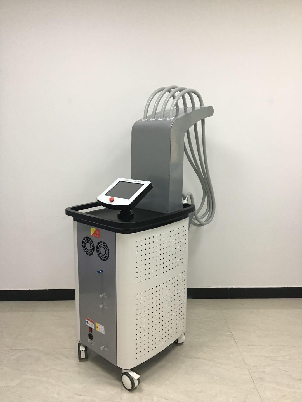 Güçlü Stronge Vücut Scuplt Diode 1060 NM Zayıflama Lazer Selülit Remover Yağ Gömme Kaldırma Kilo Azaltmak Ekipman şekli Güzellik Makinesi