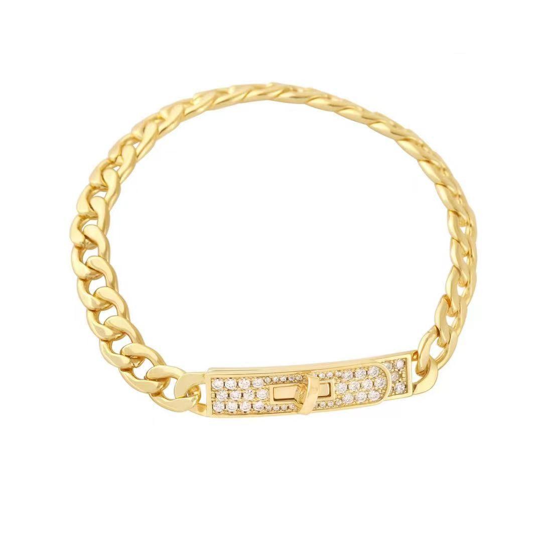2021 diamond bangle women custom cuff friendship band long distance bracelets friend bracelet stainless steel silver gold mens designer jewelry luxury bangles