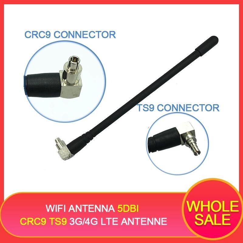WiFi антенна 3G 4G антенна TS9 беспроводной маршрутизатор Andenens CRC9 для Huawei E5573 E8372 E3372 PCI-карта USB беспроводной маршрутизатор