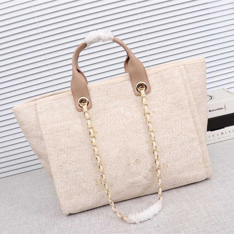 Роскошный дизайн мода сумка большие холст пляжные сумки сумки