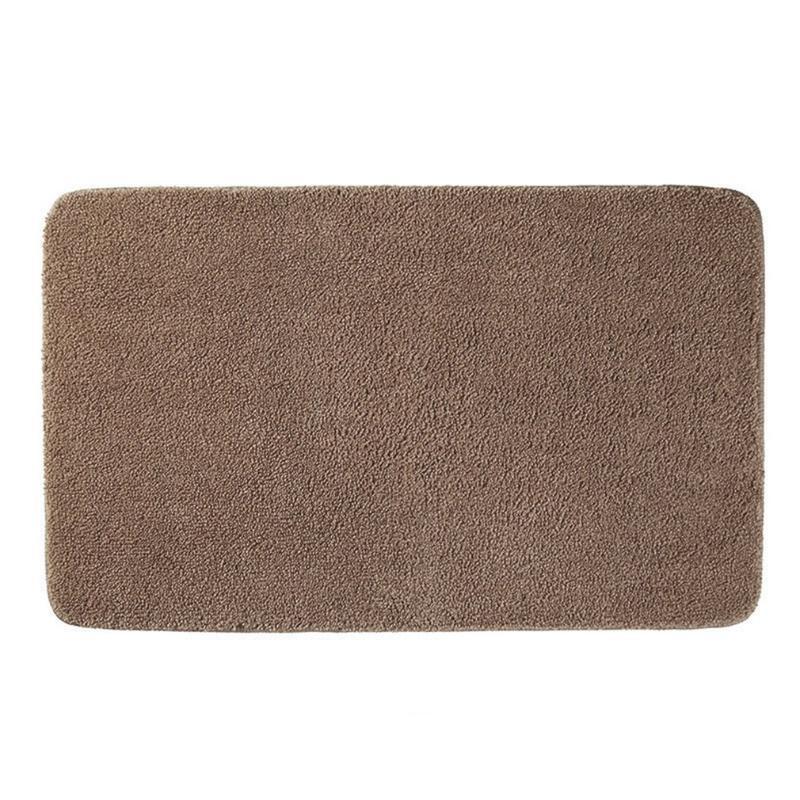 Tapetes de banho 1 pc 40x60cm Home esteira antiderrapante banheiro tapete absorvente macio microfiber tapete de cozinha toalete decoração para