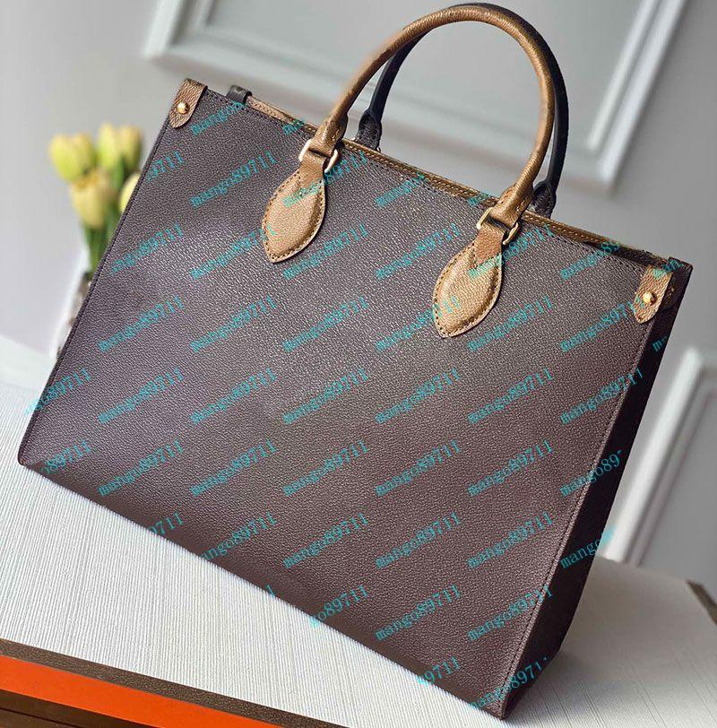 Bolso de bolsas para mujer bolso de mujer flor de mujer casual tela de cuero de cuero bolsas de hombro hembra 41cm grande szie bolsos bolsos