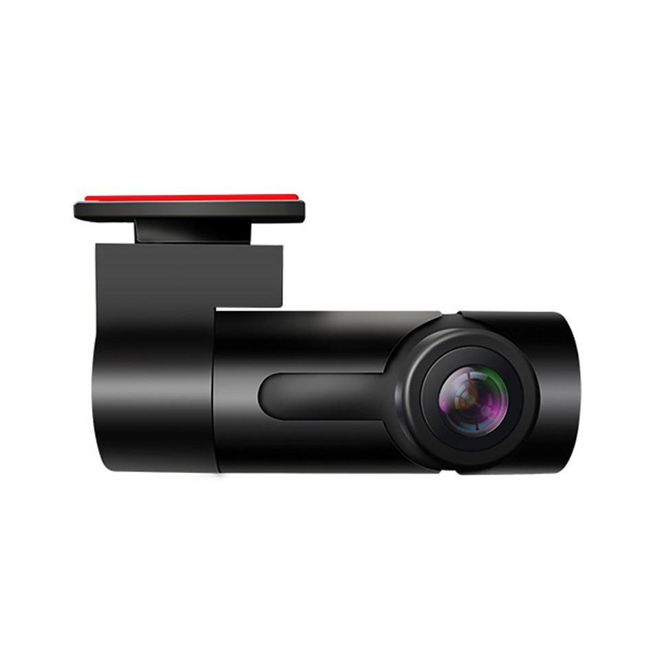 Mini 1080p Full Veículo HD Carro DVR DASH CAM WIFI Câmera de 170 Grau de Telefone Móvel Sem Fio Interconexão Registrador Auto
