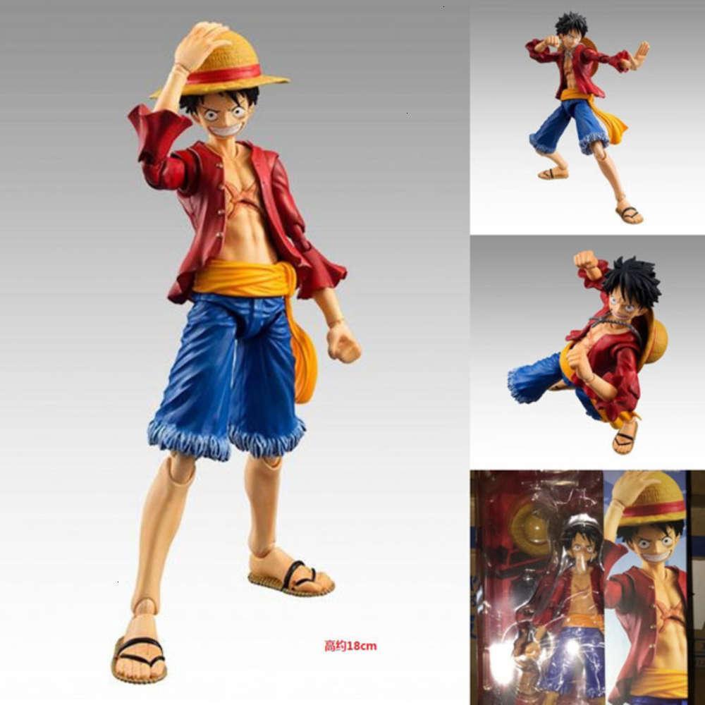 Figuras de brinquedo de ação Físicos Pirata Pirata após a vela voando por 2 anos