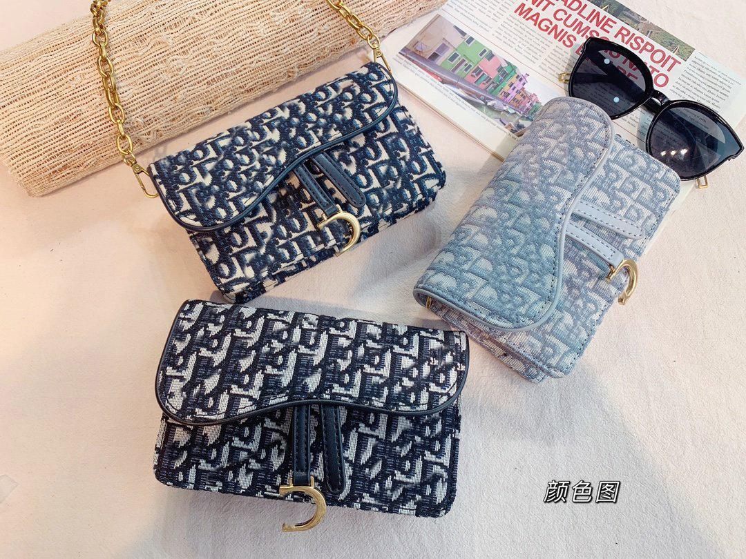 Designer Crossbody Tote Borsa a tracolla Messenger Handbag Portafoglio Sella borsa Lvlouis Zaino con logo diiorno A10