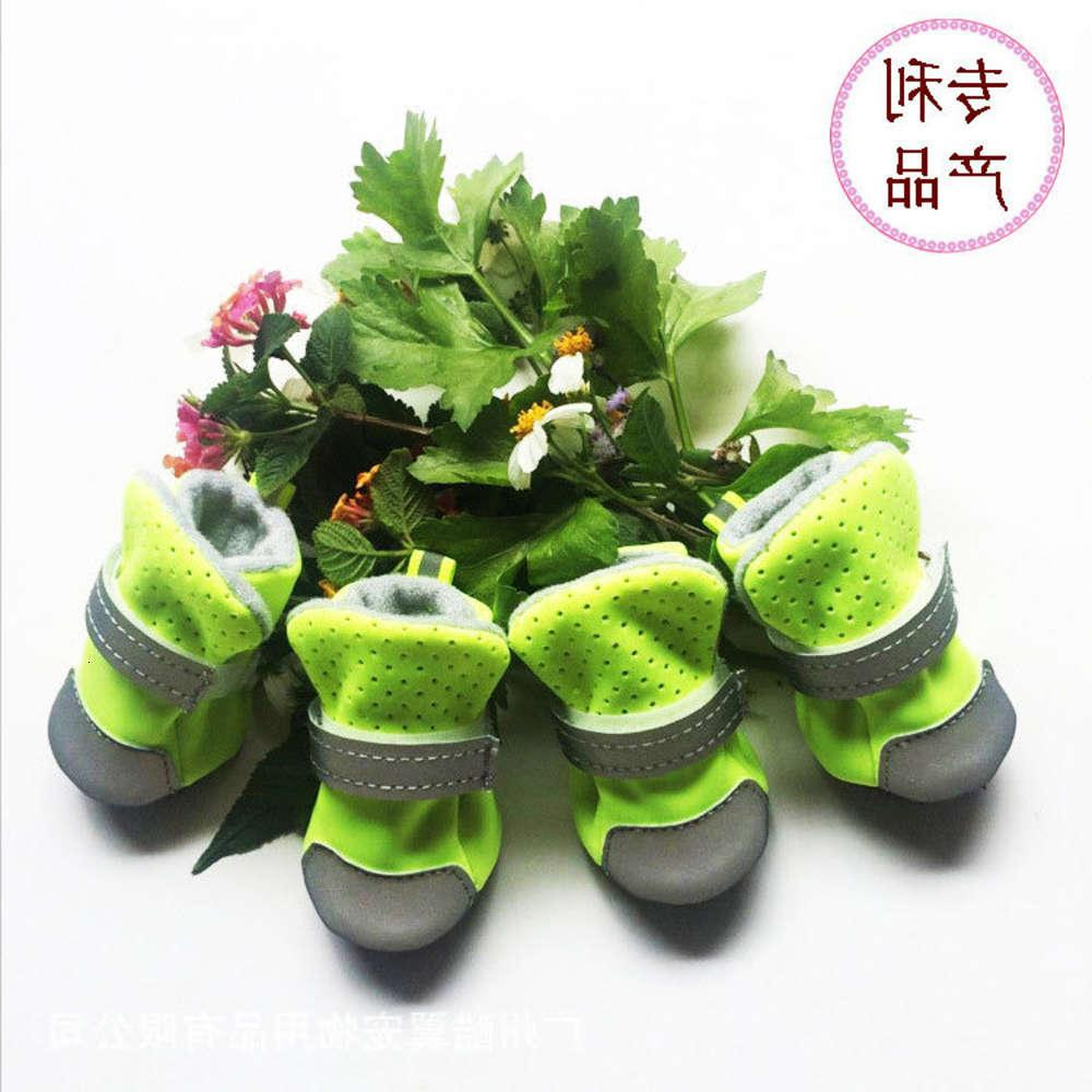 The dog clothes clothing products straight Pet dog shoes spring and summer thin sandal cover