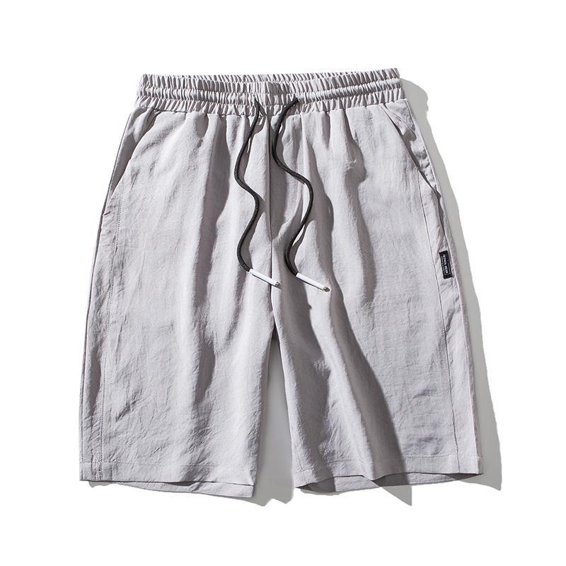 Pantalones cortos 2021 Marca Moda de verano Slas Capris Herramientas Pantalones de playa de hombres jóvenes