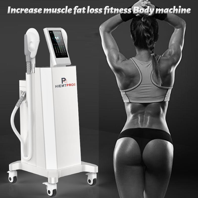 HIEMT EMS Muscle Build Body Sculpting Machine Musclescult Musclescult FAT BRURMENT BRURMENT BURG AIVENT EMSLISME ATTREZZATURE BELLEZZA
