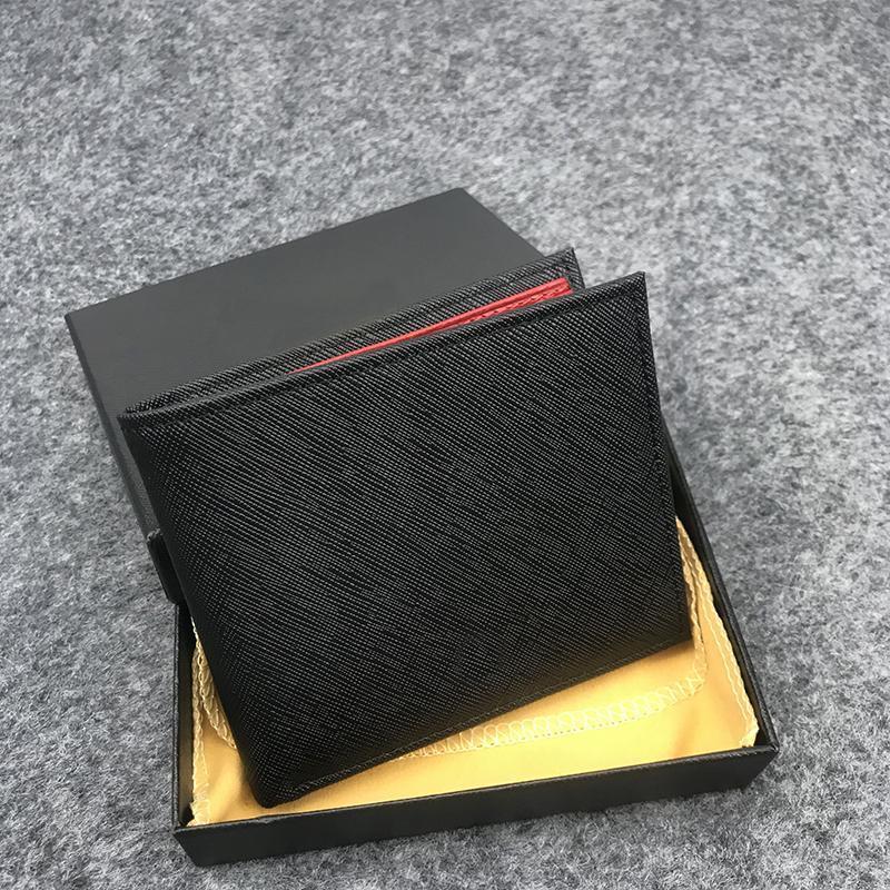 LvLouisTASCHEVitton Leder Qualität Münzbeutel Staub Geldbörse Kasten Brieftasche Rot Kurz Mode High Pocket Handtasche Herren Inkja