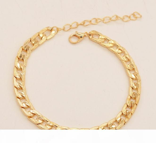 Anklet Chain Summer Foot Jewelry for Women Simple Barefoot Sandals Foot Chain