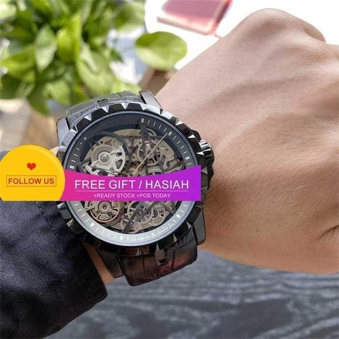 الرجال العادي بسيط لولبية تاج دبوس مشبك الرياضة مؤشر الإلكترونية الصين اليابان الساعات الميكانيكية