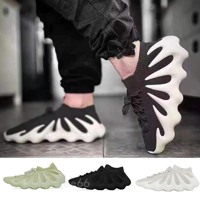 adidas yeezy yeezys yezzy yezzys 450 boost Nuage Blanc Fourniture Kanye Chaussures de course à West Hommes Femmes Noir confortable Casual Casual Shoe Sneaker 36-45