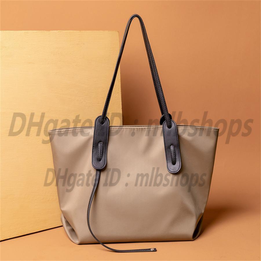 Sacos de Ombro Luxurys Designers de Alta Qualidade Moda Mulheres Crossbody Handbags Carteiras Senhoras Embreagem Nylon À Prova D 'Água Big Sacola Bolsa 2021 Totes Cross Body