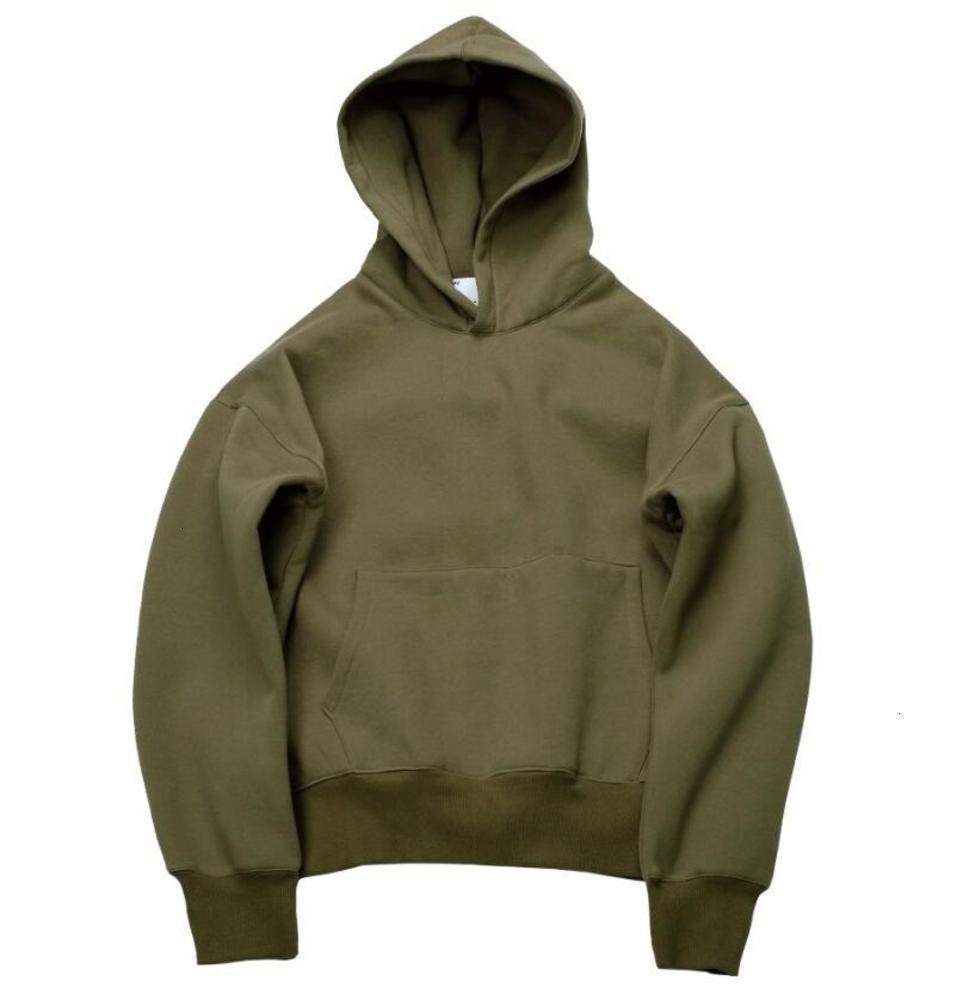 جودة عالية 1: 1 بلوزات الهيب هوب سكوت الجديدة للرجال، قمصان الشتاء القطبية الدافئة، وبلوزات مثل كاني ويست،