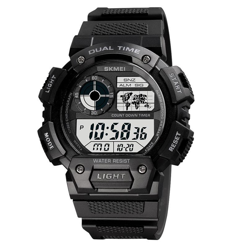 Fashion Brand SKMEI Sport Watch Men g-shock Digital Military Clock Count Down Led Light Display Wristwatch Luxury Mens Watches
