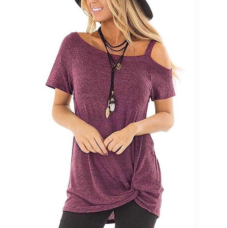 Camiseta Una de las mujeres NE Top 2021 Camiseta de maternidad Señoras