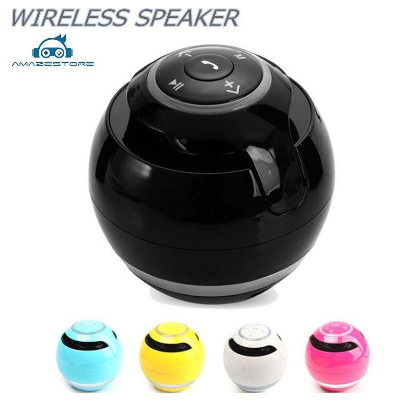 GS Portable Sang d'enceinte sans fil Prise en charge FM TF Carte TF Enceintes multifonctions pour Smartphone Tablet PC avec boîte de vente au détail
