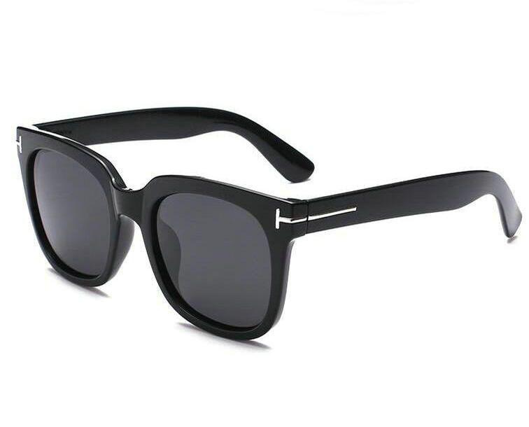 211 Gafas de sol de personalidad de ocio de alta calidad para hombre mujer mujer gafas de sol gafas de sol UV400 Gafas de sol al aire libre 0711