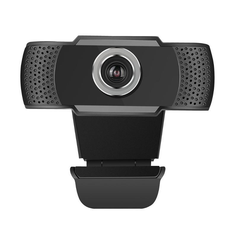 Webcams 1080P HD Webcam With Mic PC Desktop Web Camera Cam Mini Computer WebCamera USB2.0 Video Recording Work For Laptops