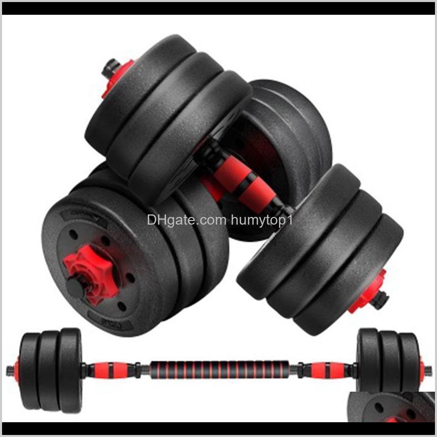 Workouts de halteres ajustáveis Dumbbells pesos Tom Sua força Barbell Equipamento de esportes ao ar livre Zza2229 9R7HY Levantamento de peso FBVWN