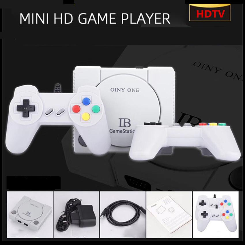 RS70 HD 4K HDTV Video TV Game Console Built-648-in Retro Classic Games Players for PS1 Gamepads FC MD Simulator Support TF Card Download