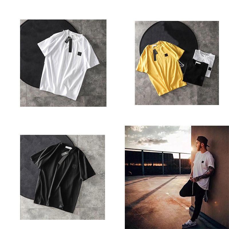 여름 womens 남성 T 셔츠 패션 디자이너 티셔츠 짧은 소매