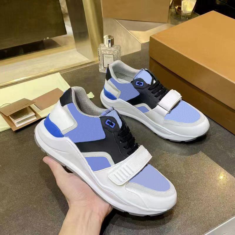 2021 vender bem luxurys designers sapatos genuíno couro sneaker homens mulheres sapatilhas de lona homem mulher sapato casual home011 010