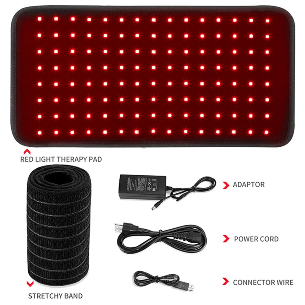 Lighting Portable Led Slimming Waist Belts Red Light Infrared Therapy Belt Pain Relief LLLT Lipolysis Body Shaping Sculpting 660nm 850nm Lipo Laser
