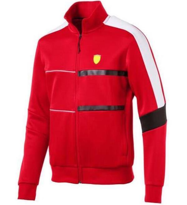 2021 Nouvelle équipe Sweatshirt F1 Sweat à capuche personnalisée avec le même style