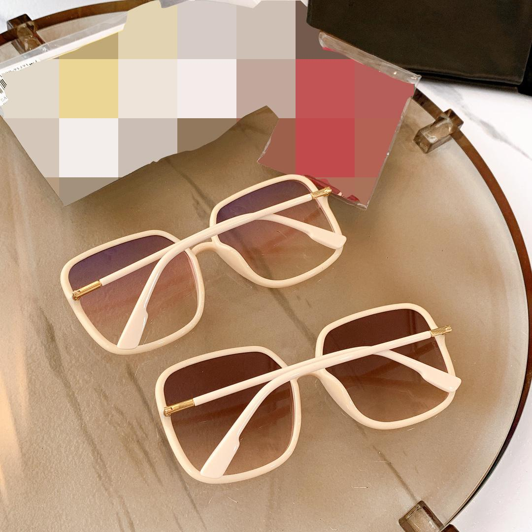 Women Sunglasses Eyewear Glasses Full Frame PC Goggle Sun Protection Waterproof Beach with Box