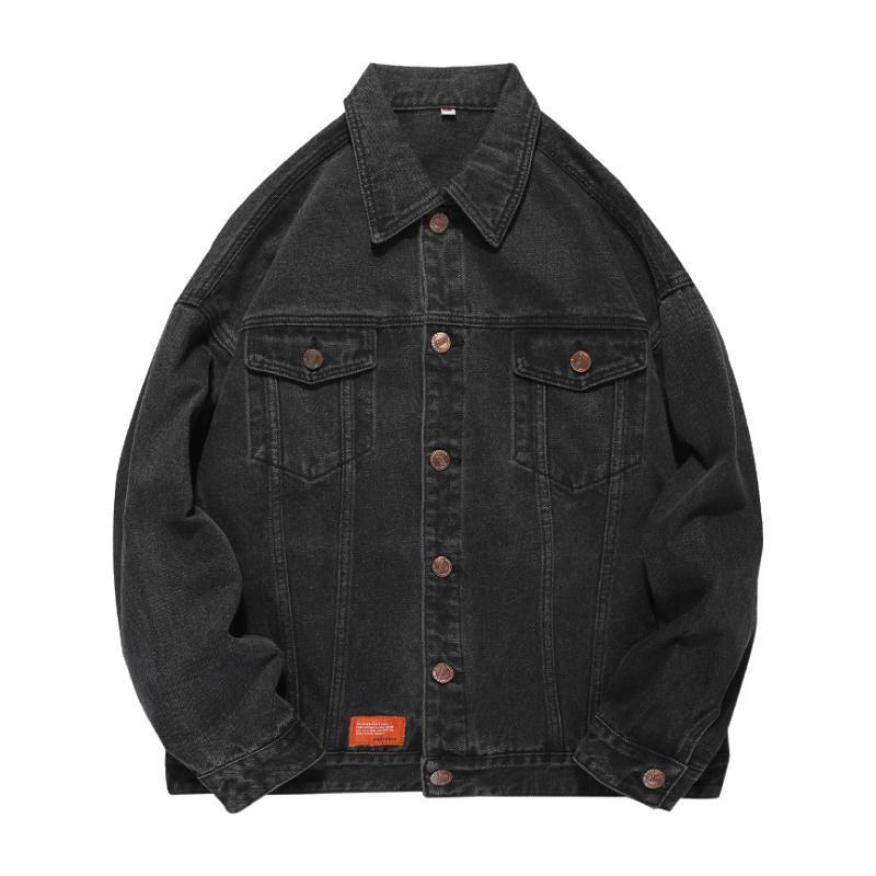 Jaquetas masculinas homens jaqueta jaqueta jaqueta primavera outono diário casual fino moda outerwear hip hop streetwear enormes