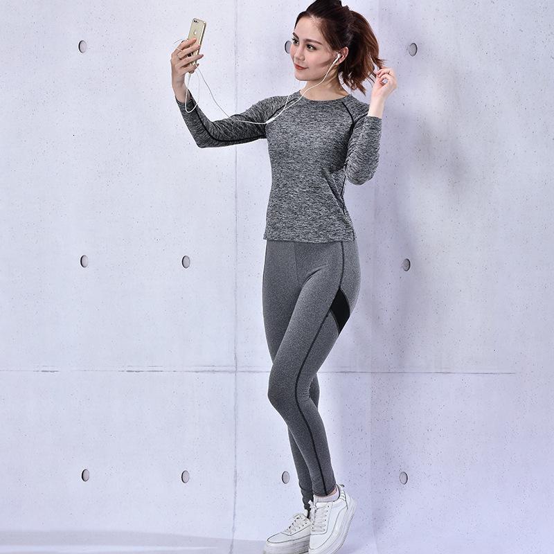 LEGGINGS YOGA Automne Fast Dry Loisirs Fitness Fitness Vêtements Femme