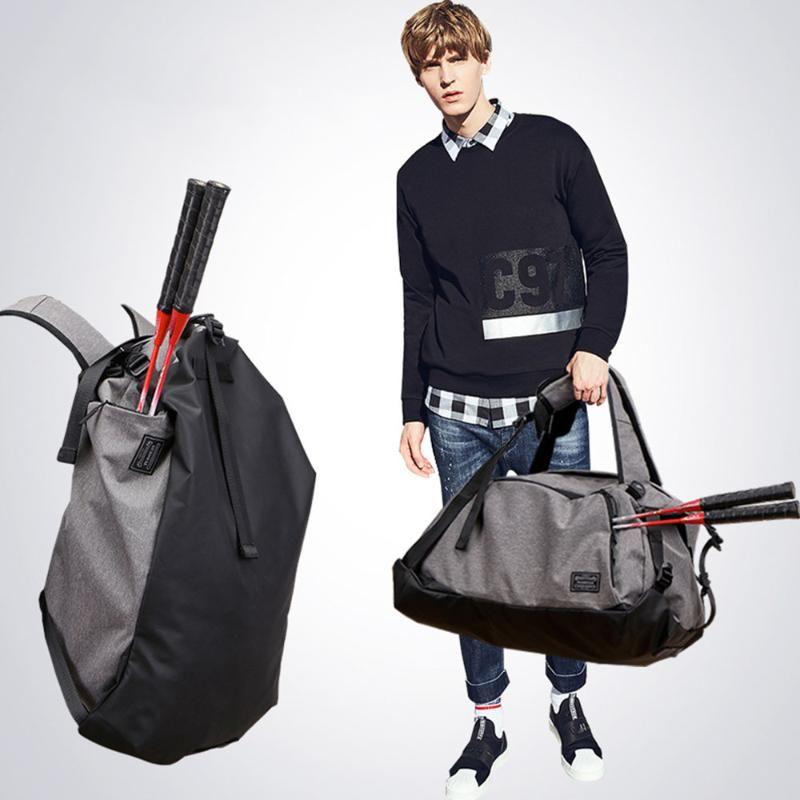 Men Travel Bag Waterproof Sport Gym Bags Multifunction Tote Large Backpack For Shoes Storage Fitness Anti-Theft Handbag XA155Y Outdoor