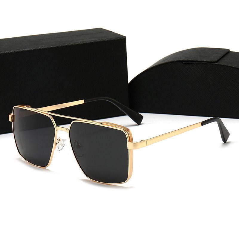 الرجال النظارات الشمسية الأزياء نمط الإطار الكامل إمرأة نظارات الشمس للجنسين adumbral حملق مناسبة الصيف شاطئ القيادة مربع مع مربع