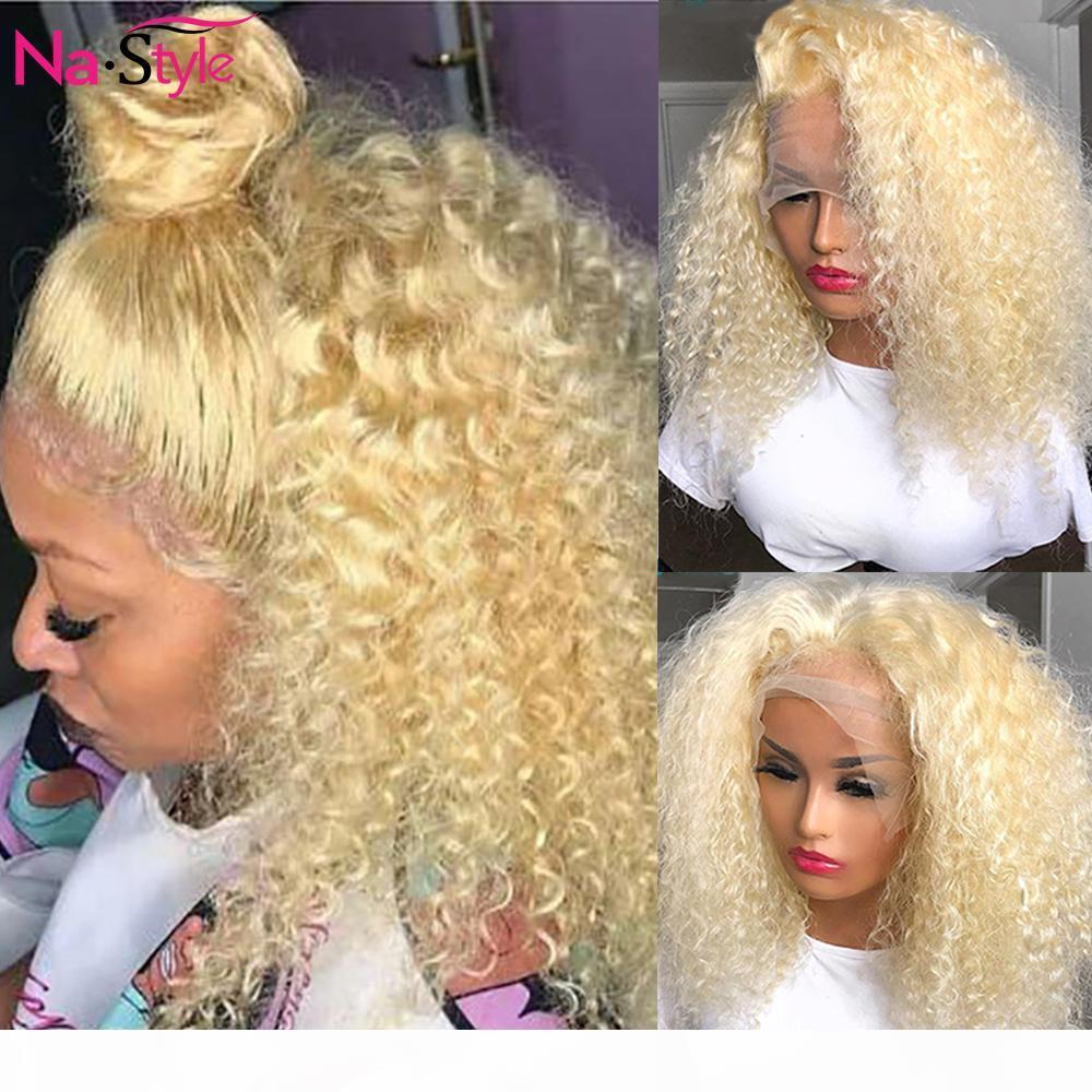 613 Curly Human Hair Wig For Black Women Pixie Cut Short Human Hair Wigs Pre Plucked 13x4 Transparent Lace Frontal Wig 130 Remy