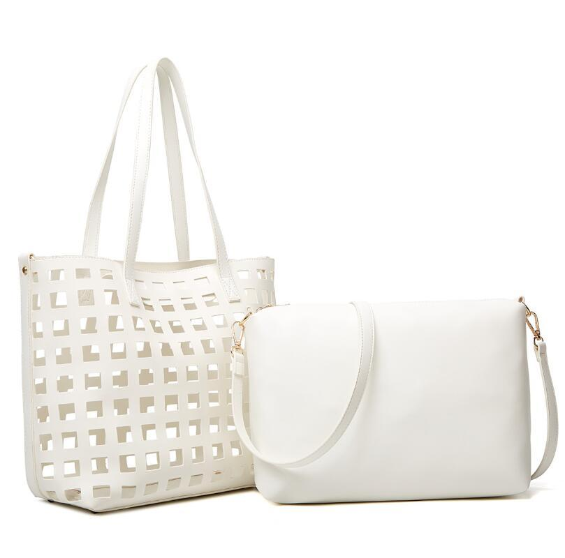 HBP Fashion Woman Ombro Bag Bolsas Mulheres Sacos Designer de Alta Qualidade PU Totes Carteira