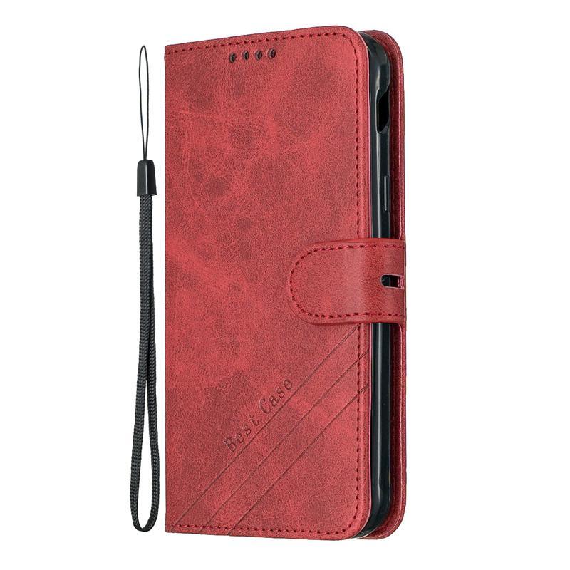 Casos de telefone celular x 4 Estuche Para Samsung Xcover Cartera Caso Magnético Funda de Cuero Galaxy 4s 5 G390F G398F Flip Teléfono Coque