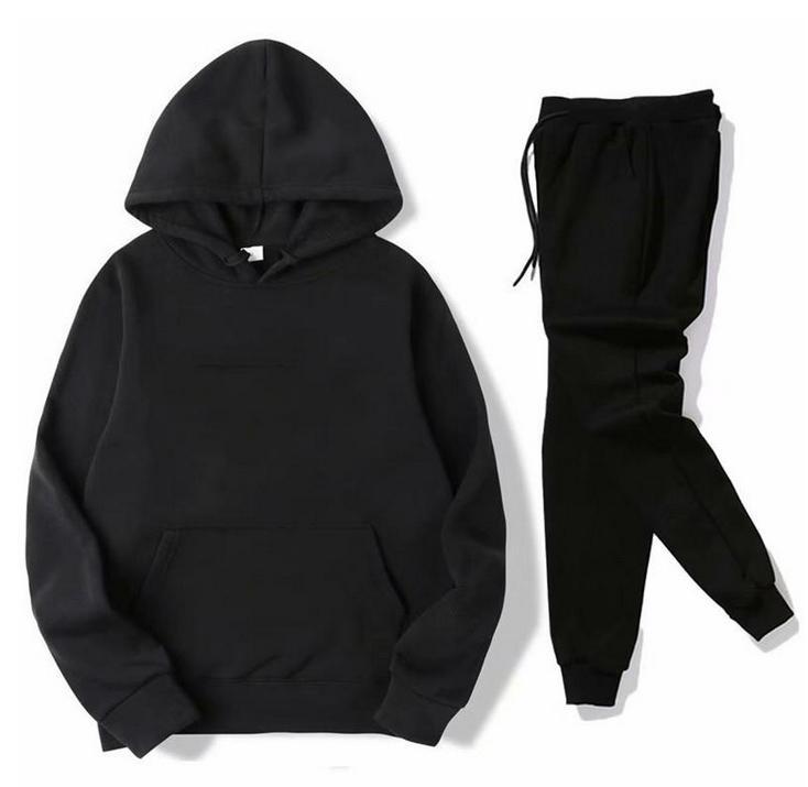 Человек дизайнеры одежда 2020 дизайнерский трексуит мужчины женские толстовки + брюки мужская толстовка пуловер повседневный теннис спортивные трексуиты потные костюмы