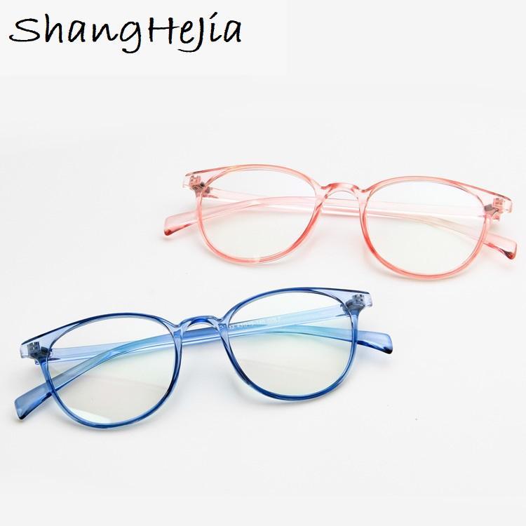 2019 gafas retro gafas ópticas ópticas mujeres gafas de prescripción hombres gafas marco de ocultos computadora