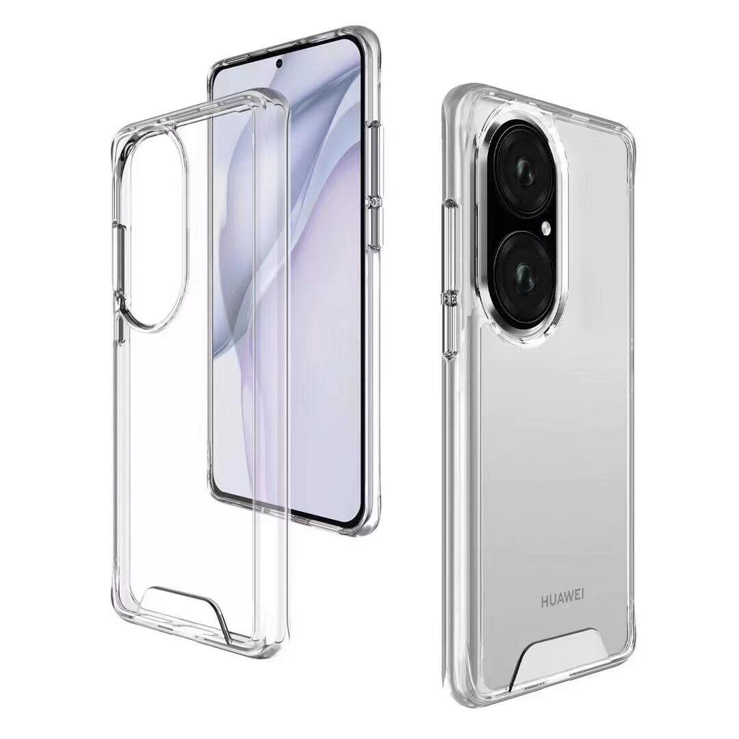 Прозрачный четкий чехол для Huawei P50 Pro P40 Lite P30 Plus Y8P Y7P Y6P Y5P P SMART NOVA 8 SE Y8S Y9S Обложка