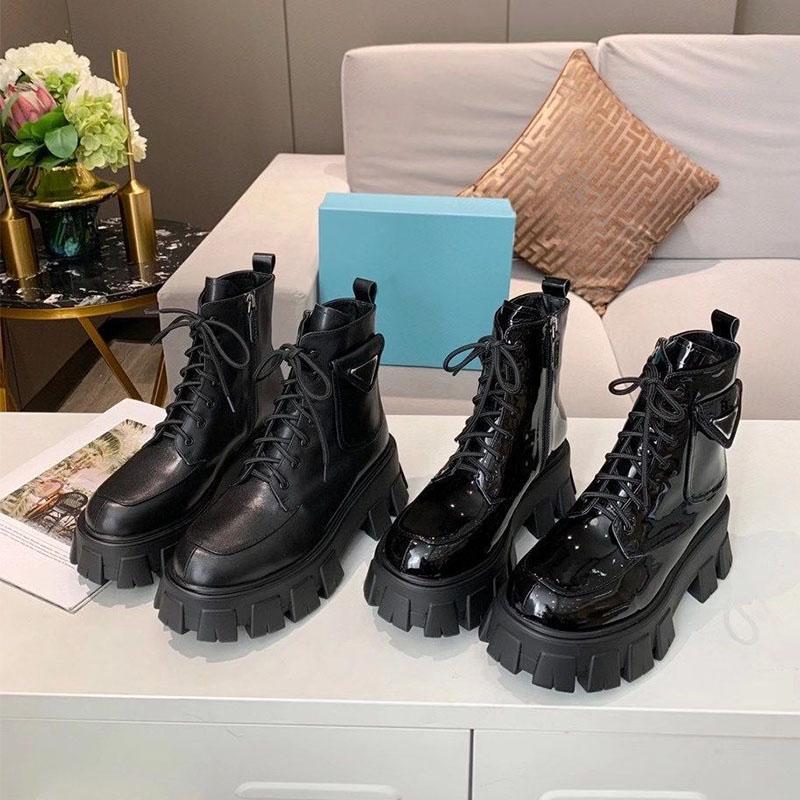 Sıcak Kalliing Yeni Martin Çizmeler Bayan Patik Kadın Platformu Kaymaz Kısa Çizmeler Bayanlar Moda Boot Platformu Kaymaz Kısa Çizmeler Toptan