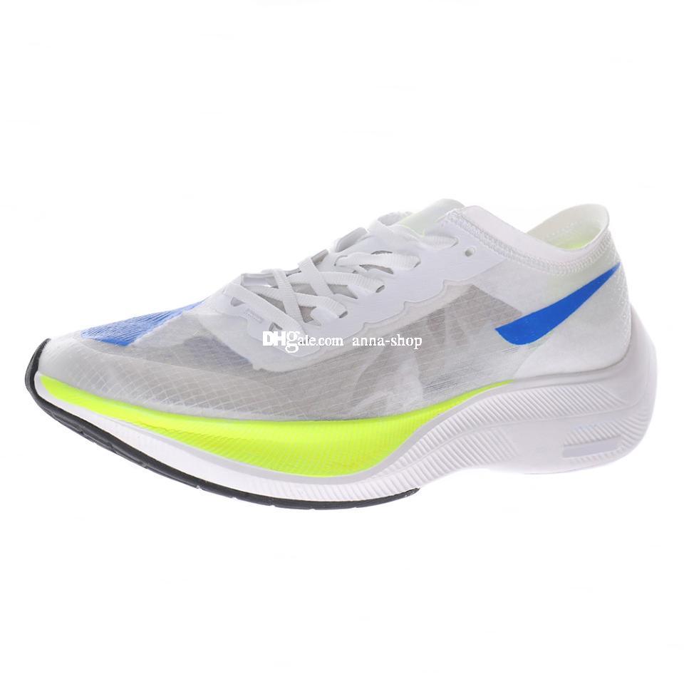 Next% Sports Schuh für Männer Nächstes Laufschuhe Herren Turnschuhe Frauen Sneaker Womens Trainer Athletic Sport Trainer in Weiß Blau Volt AO4568-103