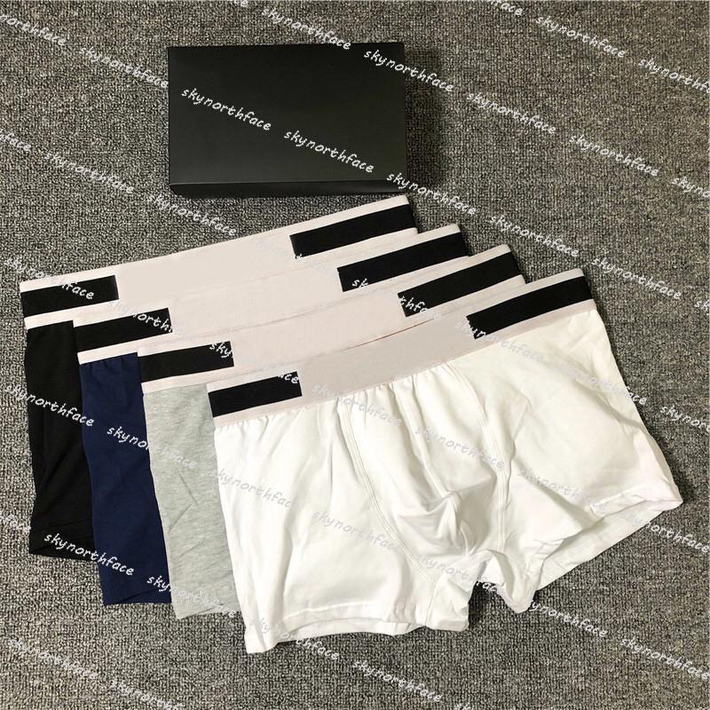 الأزياء المصممين الفضلات الرجال الملابس الداخلية الملاكمين الصبي عارضة السراويل النسائية داخلية تنفس الرجال الملاكم ملخصات underpant